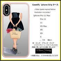 Casetify iphone Gripケース♪Kate Spade inspired... ♪