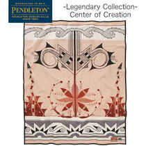 【PENDLETON】Legendary Collection-CENTER OF CREATION BLANKET