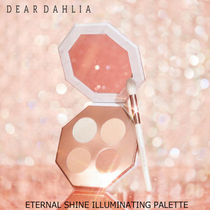 ホリデー限定♪DEAR DAHLIA■ILLUMINATING PALETTE ハイライター