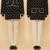 ★LUV IS TRUE★日本未入荷 スカート MD HEART QUILTING SKIRT