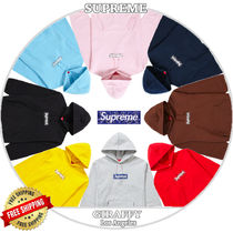 [追跡付] 19FW/AW SUPREME Bandana Box Logo Hooded Sweatshirt