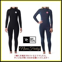 大人気!Rip Curl Women's Dawn Patrol 3/2 Back Zipウェットスーツ
