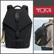TUMI★Finch Backpack 大容量 バックパック 送料・関税込 黒