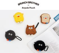 【romane】★新作★BRUNCH BROTHER AIRPODS ポーチ 5types