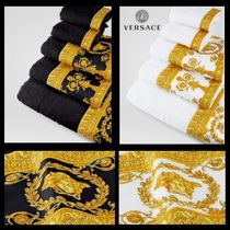 UK発!【VERSACE HOME COLLECTION】I♡BAROQUE タオルセット