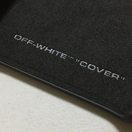 Off-White スマホケース・テックアクセサリー OFF-WHITE TAPE ARROWS iPhone case(7)