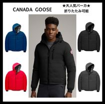 【CANADA GOOSE】☆折りたたみ可能☆ LODGE HOODY MATTE FINISH