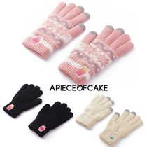 A PIECE OF CAKE★日本未入荷☆ Holo Bear Glove 男女兼用