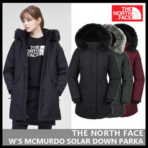 【THE NORTH FACE】W'S MCMURDO SOLAR DOWN PARKA NJ1DJ80