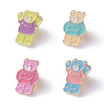 A PIECE OF CAKE★日本未入荷☆APOC Bear Badge 4色