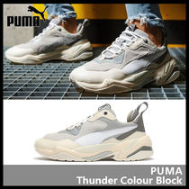 【PUMA プーマ】Thunder Colour Block 37096002