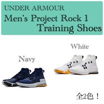 UNDER ARMOUR[Men's Project Rock 1 Training Shoes]スニーカー