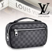 Louis Vuitton【直営店】アンブレール ダミエ・グラフィット