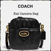 ★COACH★ Kat Camera Bag with Quilting キャット カメラバッグ