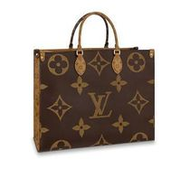 LOUIS VUITTON ルイ・ヴィトン ON THE GO GM モノグラム