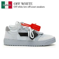 OFF WHITE Low Off-Court Sneakers