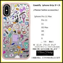 Casetify iphone Gripケース♪Planner fashion accessories♪