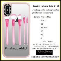 Casetify iphone Gripケース♪makeup addict makeup ...♪