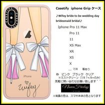 Casetify iphone Gripケース♪Wifey bride to be wedding ...♪