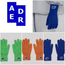 最安値挑戦◆Adererror◆Wool blend basic glove 4色