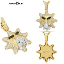 【King Ice】Chief Keef x King Ice - XL Glo Cup Necklace