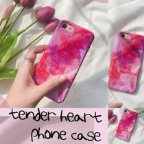 JALDOENCASE★tender heart phone case iPhoneケース