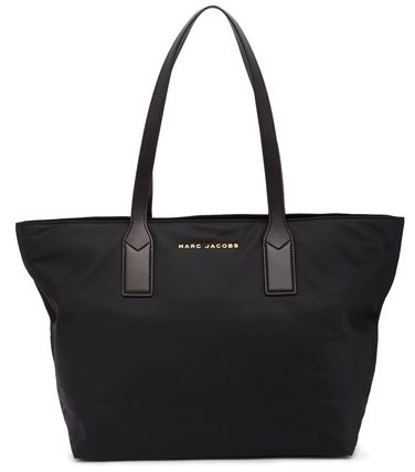 MARC JACOBS マザーズバッグ SALE! MARC JACOBS ロゴ ナイロン トート マザーズバッグ♪(2)