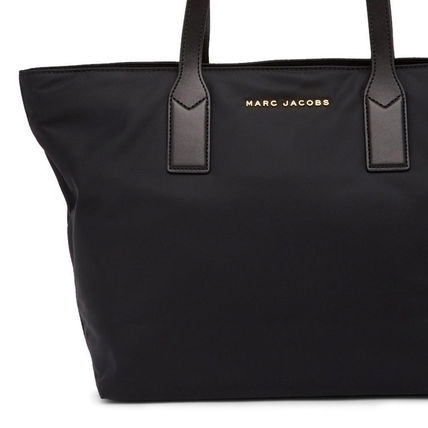 MARC JACOBS マザーズバッグ SALE! MARC JACOBS ロゴ ナイロン トート マザーズバッグ♪(7)