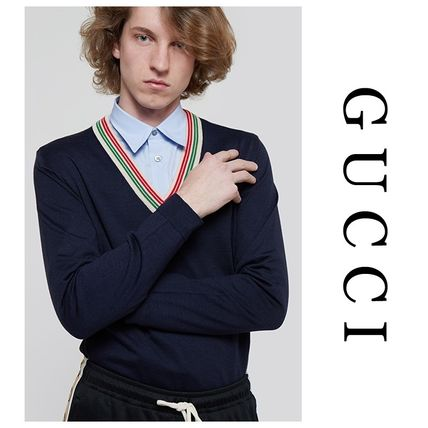 GUCCI トップスその他 GUCCI★Web Detail Pullover