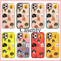 Casetify Who run the world iPhone Case 多国籍女子ケース
