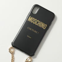 MOSCHINO COUTURE! iPhoneXS/X専用ケース A7939 8304 2555
