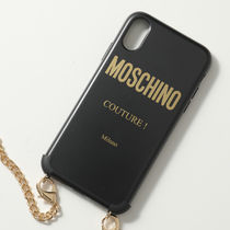 MOSCHINO COUTURE! iPhoneXR専用ケース A7940 8304 2555