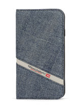 関税込 DIESEL DENIM IPHONE 8 PLUS/7 PLUS FOLIO  スマホケース