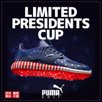 PUMA(プーマ) メンズ・シューズ 《日本未発売》PUMA GOLF-IGNITE PWRADAPT CAGED STAR SPANGLED-