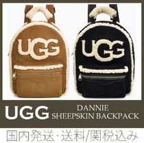 [セール/国内配送]UGG・DANNIE SHEEPSKIN BACKPACK