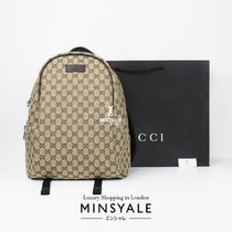 【GUCCI OUTLET 新品】GGキャンバス バックパック