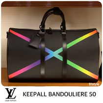 Louis Vuitton KEEPALL BANDOULIERE 50 ボストンバッグ 旅行 M30345