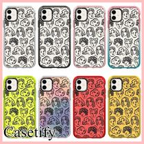Casetify BLACK PORTRAITS iPhone 11/Pro/Pro Max ケース 送料込