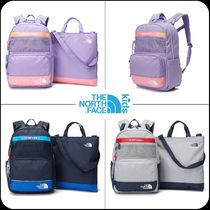 [THE NORTH FACE]★ K'S BRIGHT SCH PACK 2pcs SET 低学年向け★