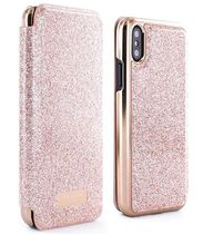 【Ted Baker】PERI Mirror Folio Case for iPhone Xs/X 大人気!!