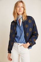 セール! Nice Things Jackie Polka Dot Jacket
