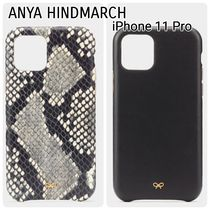 【ANYA HINDMARCH】iPhone 11 Pro Case スマホケース 2色
