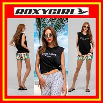 ROXY(ロキシー) ラッシュガード [ROXY]  PLANET SURF sleeveless Rashgard / UWT003BPS /unisex
