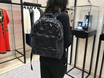 Chanel♡Coco Neige♡ナイロンツィードBackpack
