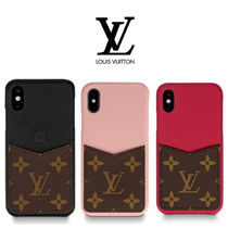 Louis Vuittonルイヴィトン★IPHONE・バンパー XS