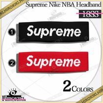 19SS /Supreme × Nike NBA Headband Logo ロゴ ヘッドバンド