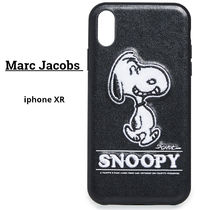 The Marc Jacobs☆iphone XR ケース☆スヌーピー☆