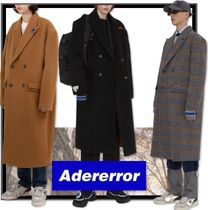 ★イベント・送料・関税込★ADERERROR★Sherlock double coat★
