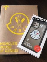 パリ限定★期間限定★ MONCLER HOUSE OF GENIUS ★iPhonケース