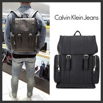 海外別注★Calvin Klein★Micro Pebble Backpack★受取安全発送